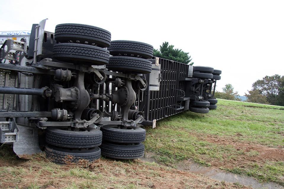TVM over stijging van het aantal ongevallen in 2017.